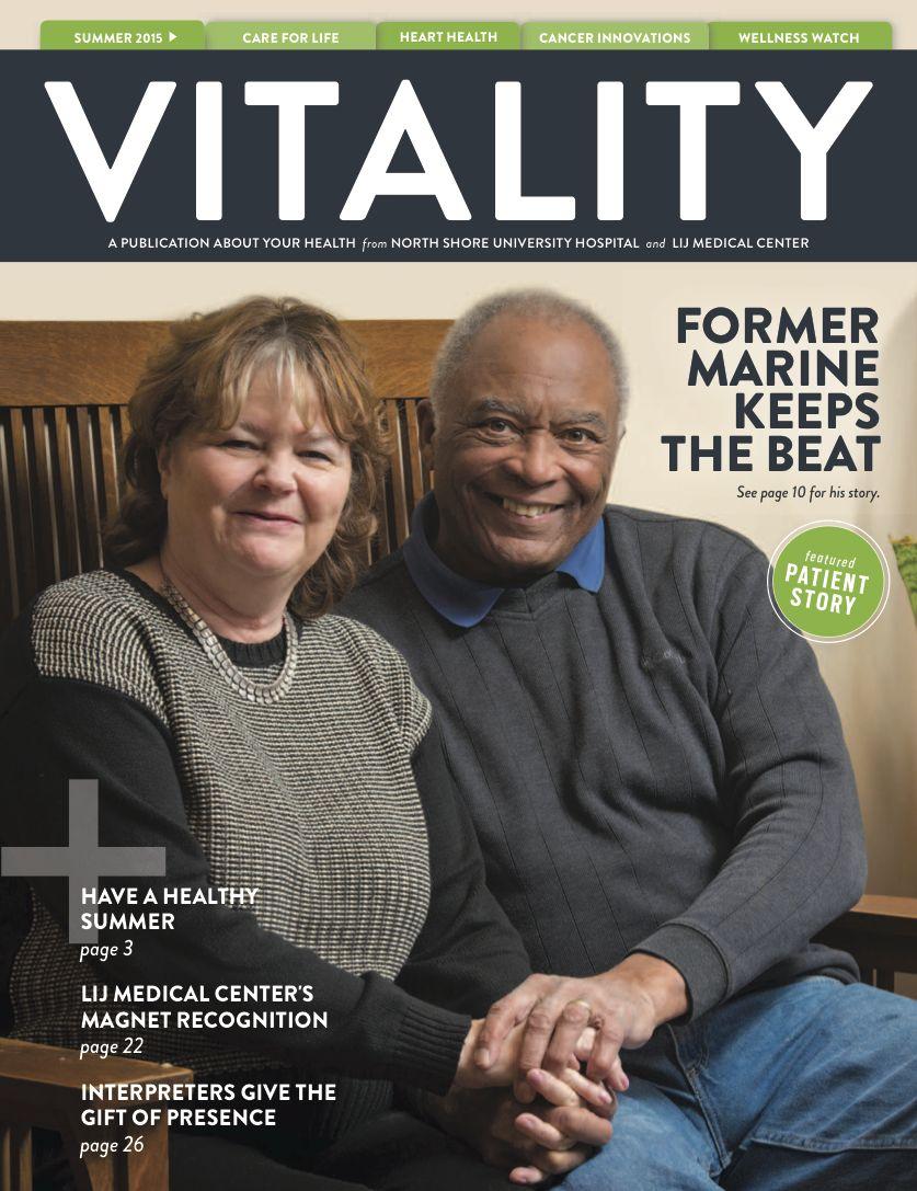 Vitality magazine